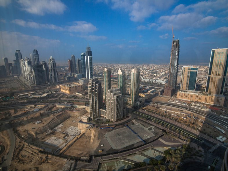 Unavailable Multi-unit in Burj Khalifa Tower, Downtown Dubai