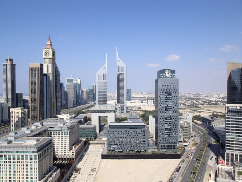 Great 2 bed with maids apartment in Park towers DIFC