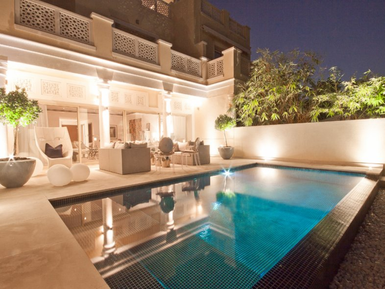 Unavailable Attached townhouse in Montgomerie Maisonettes, Emirates Hills