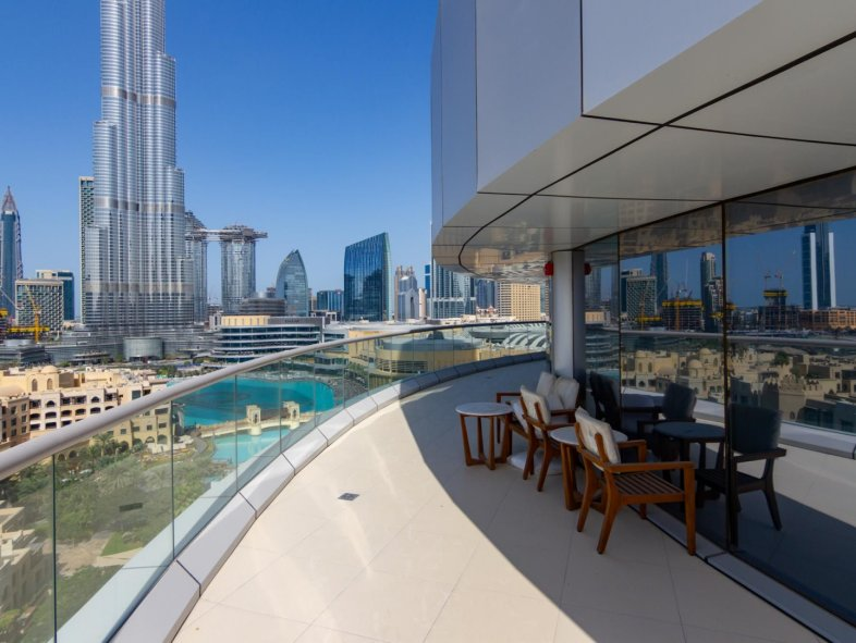 Largest Penthouse in The Address Downtown Amazing Views