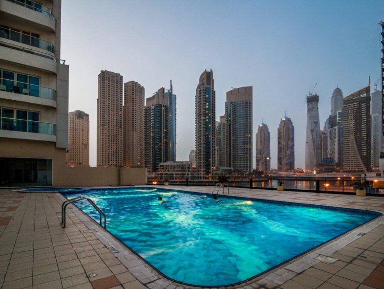 Unavailable Apartment in Marina View, Dubai Marina