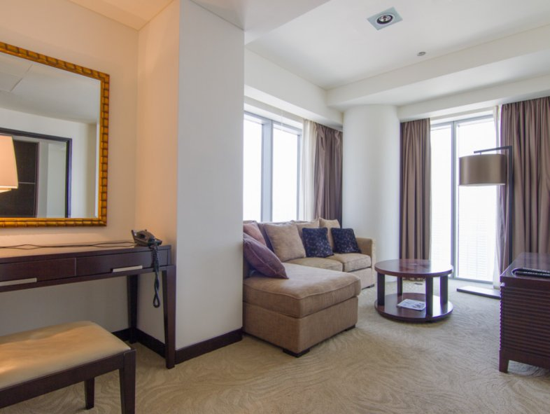 Unavailable Serviced apartment in The Address Dubai Marina, Dubai Marina