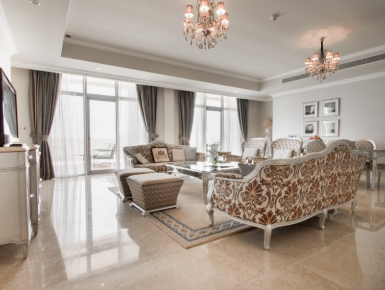 Unavailable Penthouse in The Crescent, Palm Jumeirah