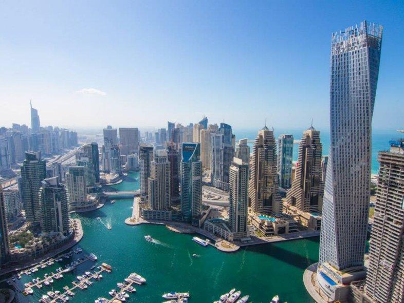 Unavailable Penthouse in Marina Heights, Dubai Marina