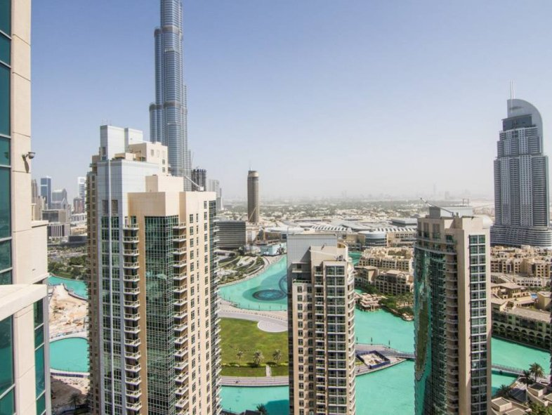 Rare unit in 29 Boulevard tower, Downtown Dubai