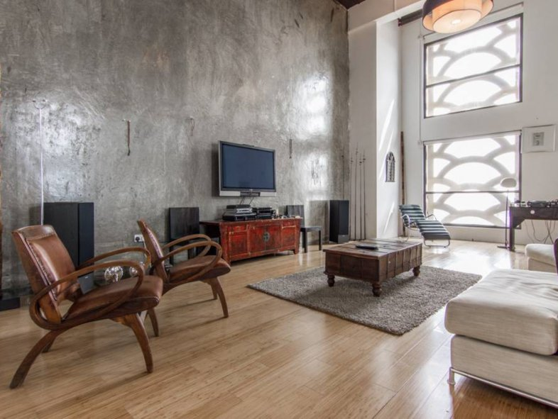 Hipster Living at this Shell and Core Loft in JBR