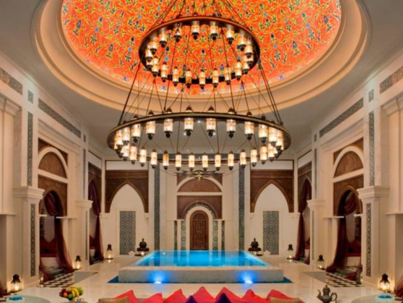 Unavailable Serviced Villa in Jumeirah Zabeel Saray, Palm Jumeirah