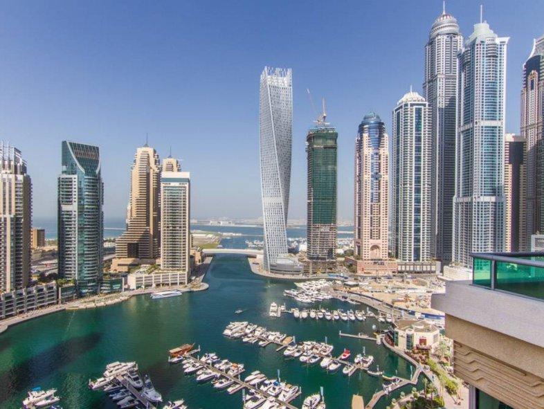 Unavailable Penthouse in Six Towers, Dubai Marina