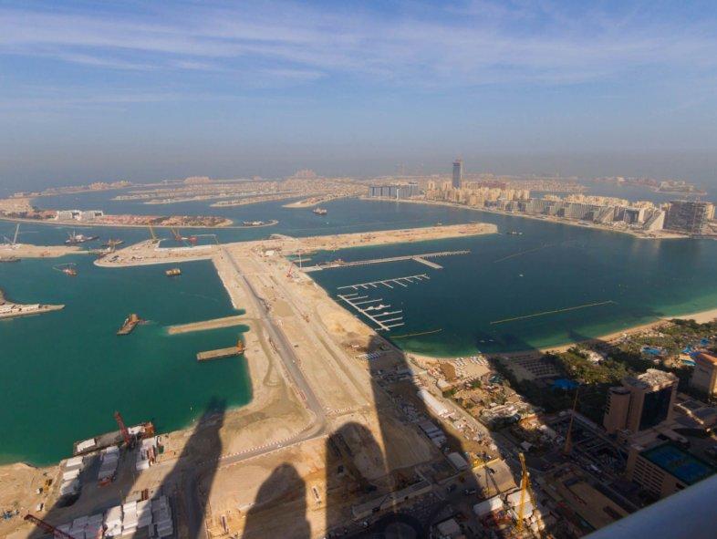 New York Style Penthouse, Emirates Crown, Dubai Marina