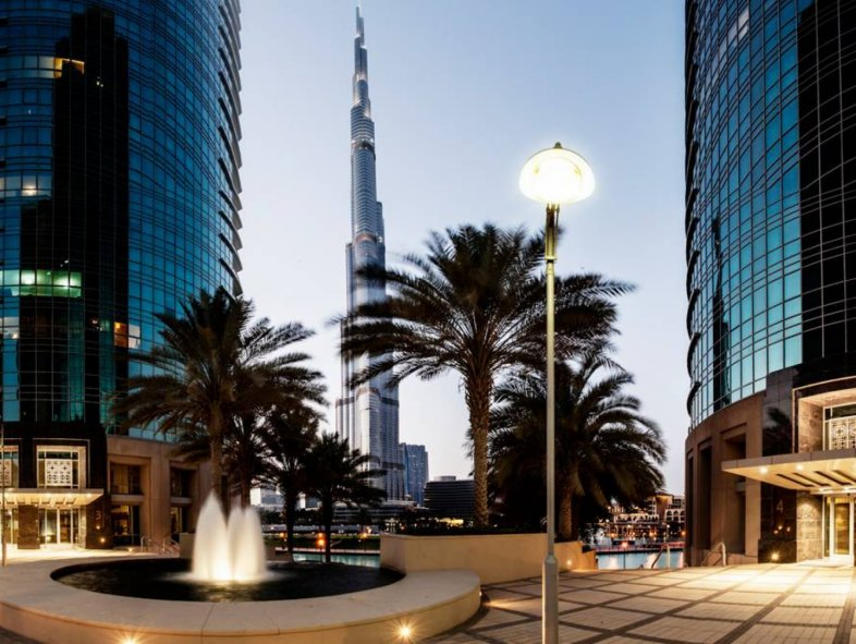 Unavailable Serviced apartment in Vida Residence , Downtown Dubai