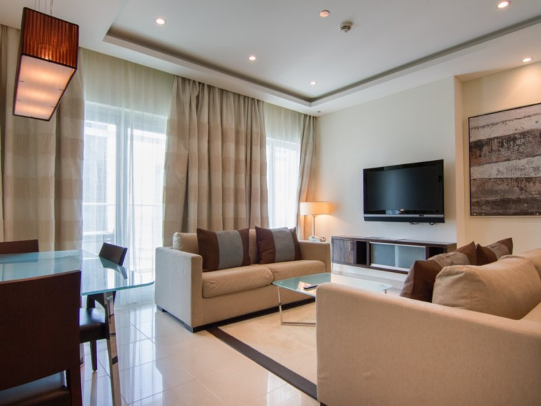 Exclusive 1 bed furnished Bonnington apartment in JLT