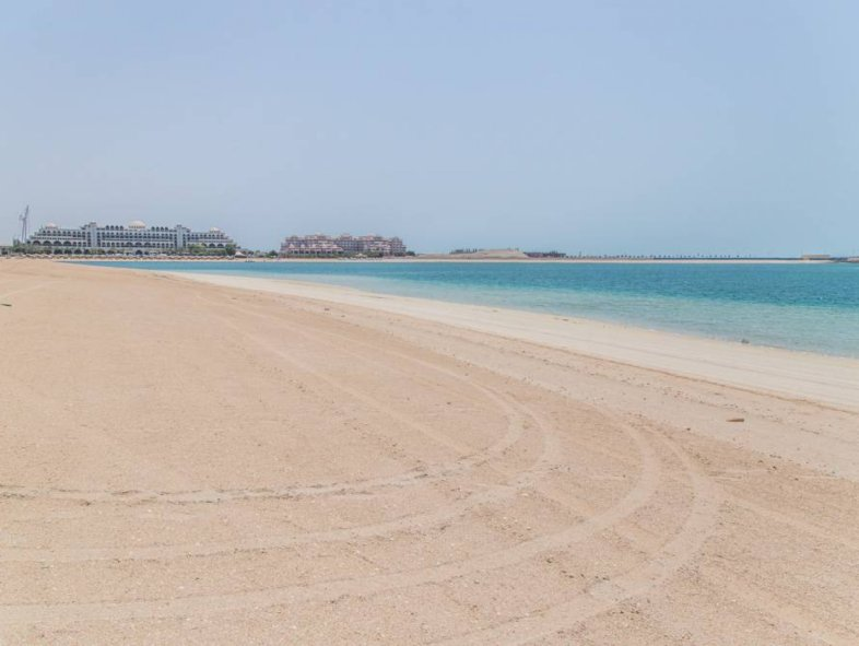 Unavailable Plot in Signature Villas, Palm Jumeirah