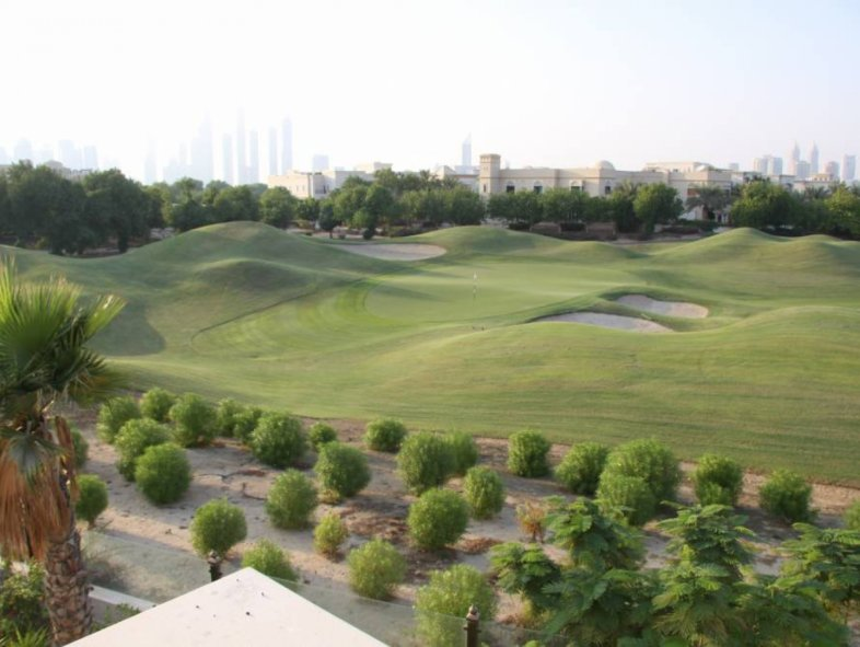 Luxury Golf Course Villa for sale in Emirates Hills