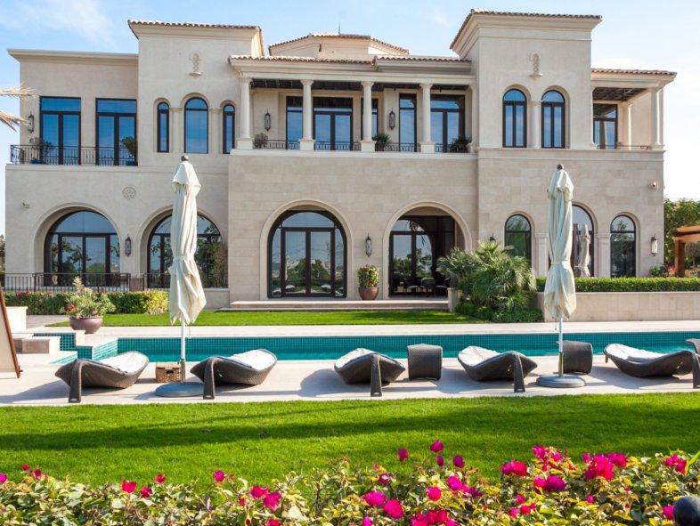 Incredible Mediterranean Villa in Dubai Hills Estate