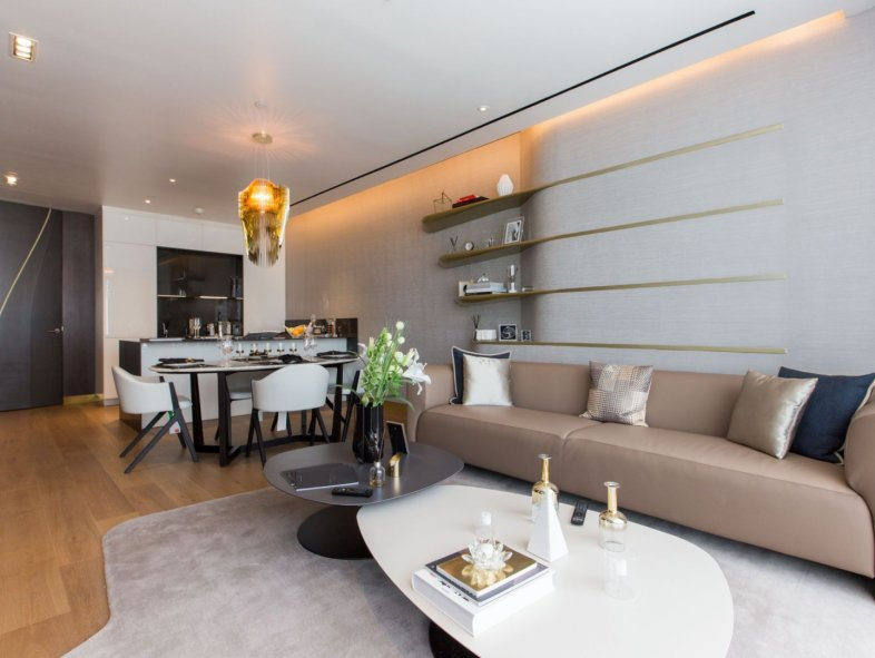 Unavailable Apartment in The Opus, Business Bay