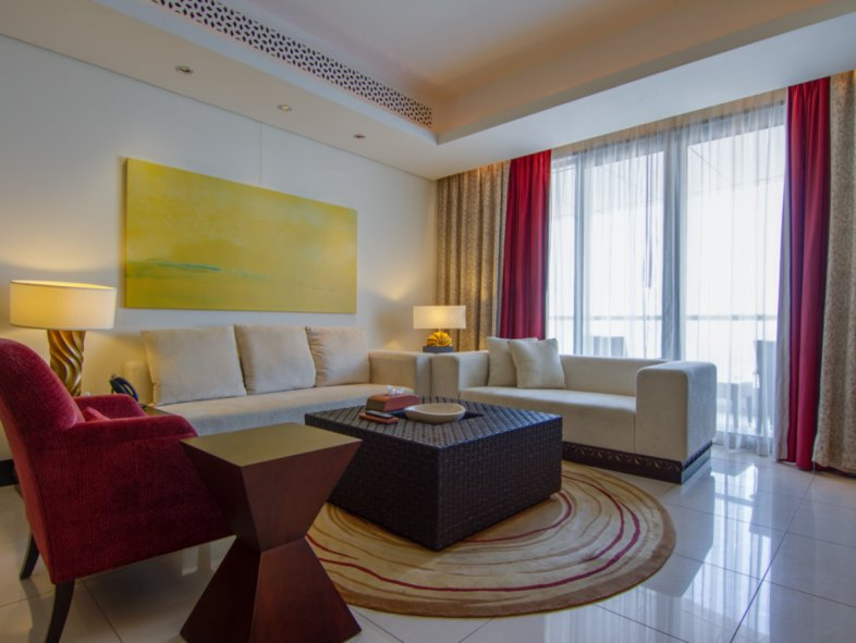 Unavailable Serviced apartment in The Address Downtown, Downtown Dubai