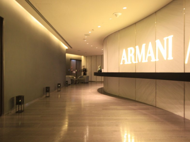 Unavailable Serviced apartment in Armani Residences, Downtown Dubai