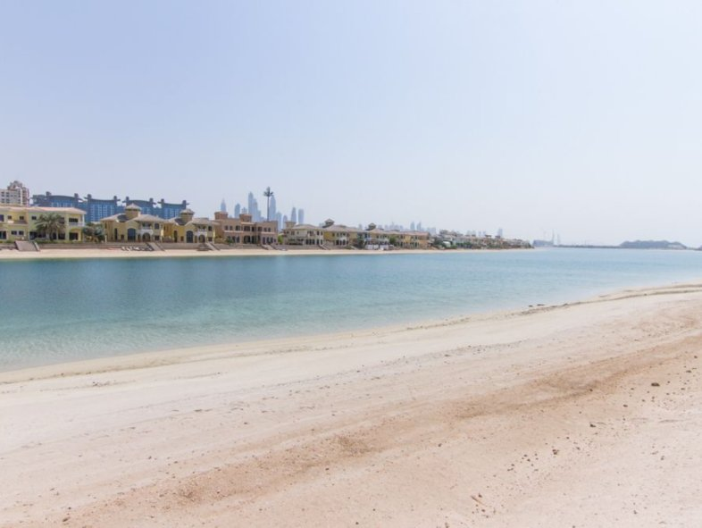 Unavailable Plot in Garden Homes, Palm Jumeirah