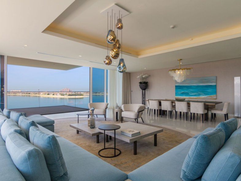 Attached townhouse available for sale in Serenia The Palm, Palm Jumeirah