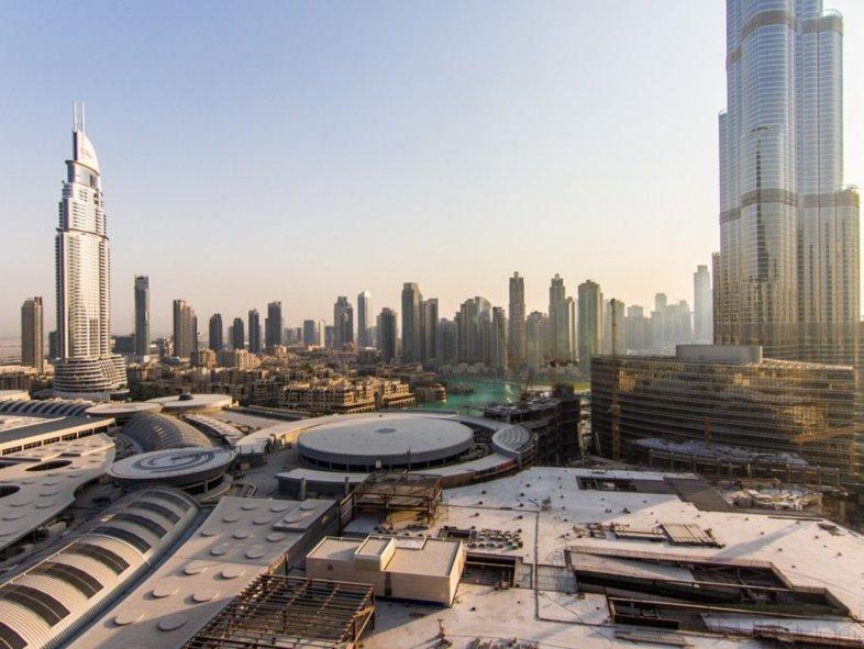 Unavailable Serviced apartment in The Address Dubai Mall, Downtown Dubai