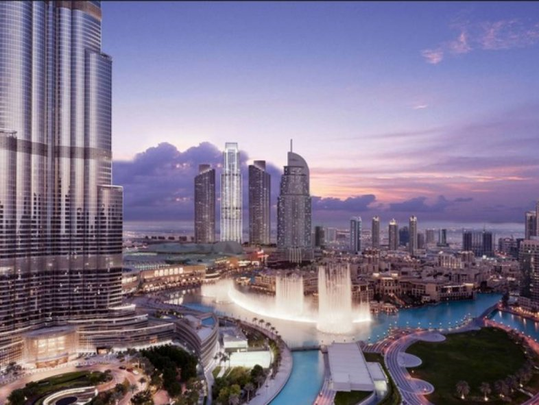 Unavailable Serviced apartment in The Address Residence Fountain Views, Downtown Dubai
