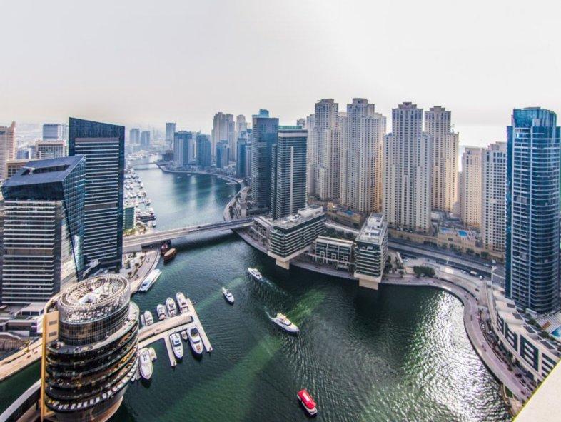 Unavailable Penthouse in The Address Dubai Marina, Dubai Marina
