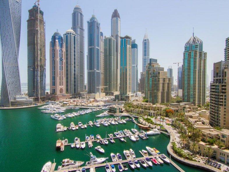 Unavailable Apartment in Marinascape, Dubai Marina