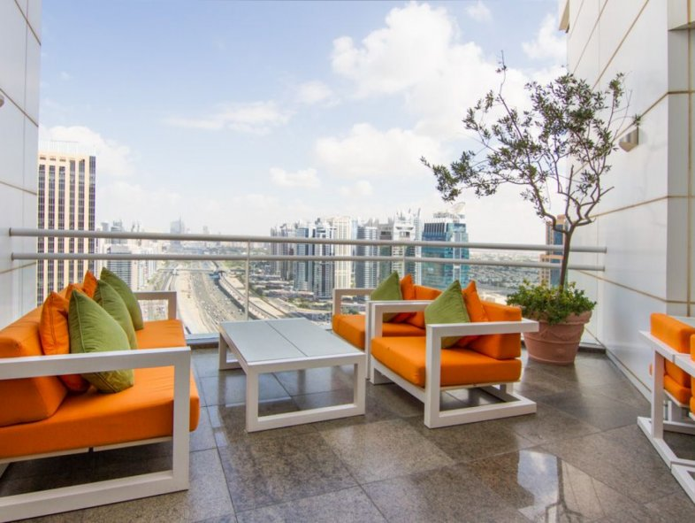 Unavailable Penthouse in La Riviera, Dubai Marina