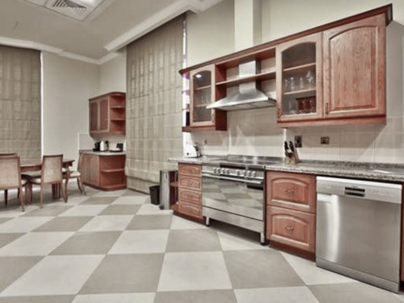 Unavailable Serviced Villa in The Crescent, Palm Jumeirah