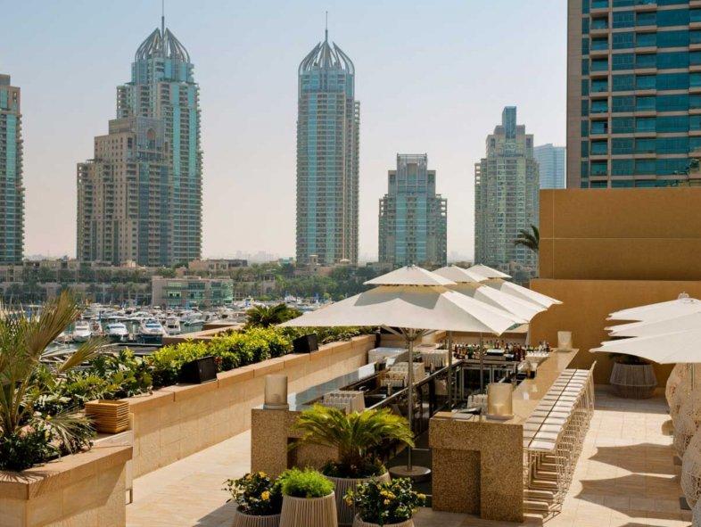 Luxurious Serviced Apartment for rent in Dubai Marina
