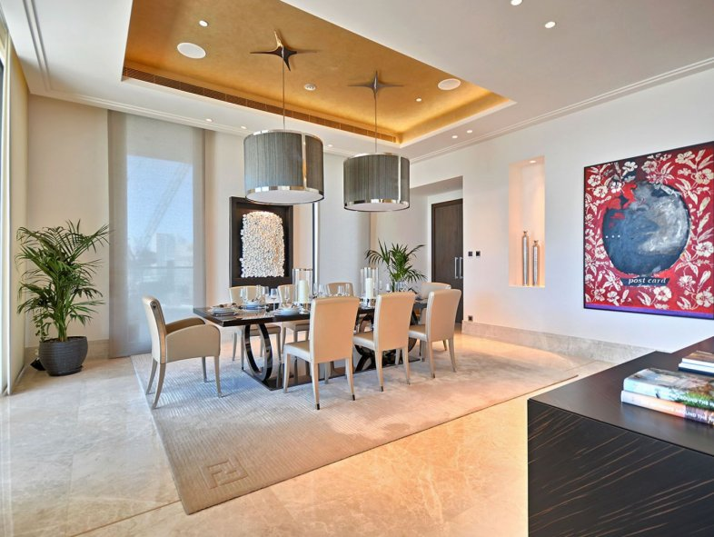 Contemporary Penthouse in The 118, Downtown Dubai