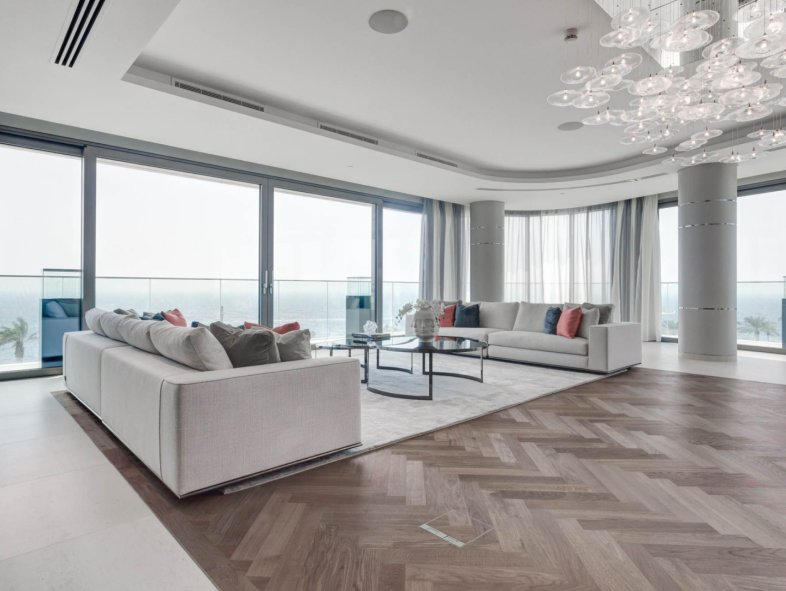 4BR Penthouse serviced by W Dubai, Palm Jumeirah