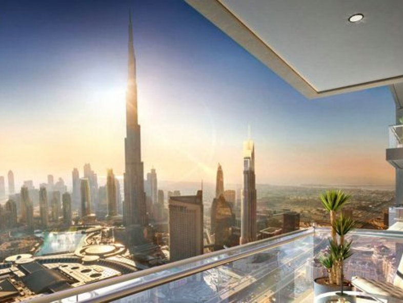 Unavailable Apartment in Downtown Views, Downtown Dubai