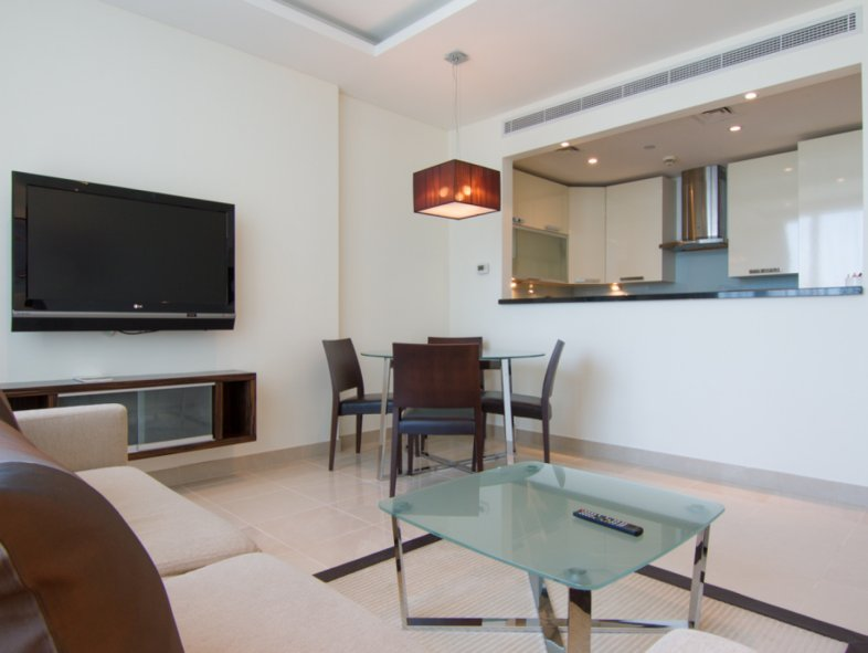 Five Star 1 bed Apartment in Bonnington Tower JLT