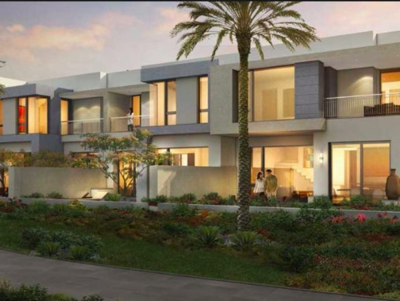 Unavailable Attached townhouse in Maple 1, Dubai Hills