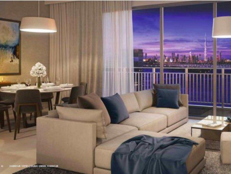 Stunning Apartment in Dubai Creek Harbour
