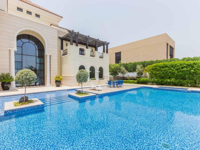 Mediterranean Mansion in District One