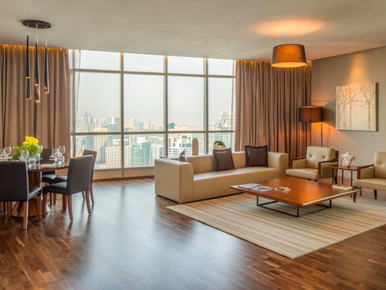 Luxury Furnished 4 Bedroom Penthouse in Dubai Marina