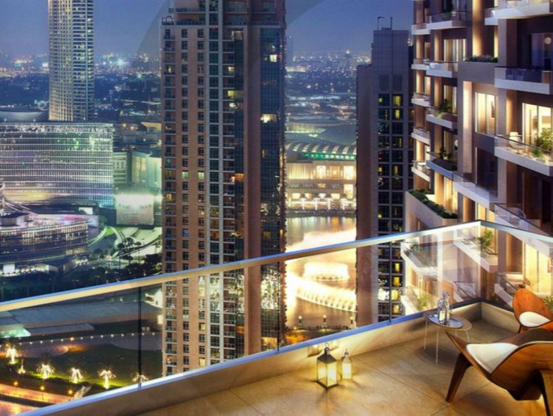 Unavailable Apartment in Act One | Act Two, Downtown Dubai