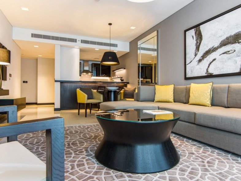 Unavailable Serviced apartment in Sheraton Grand Hotel, Sheikh Zayed Road