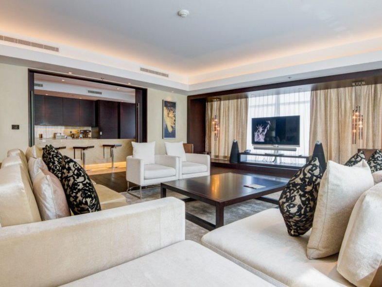 Unavailable Penthouse in JW Marriott Marquis, Business Bay