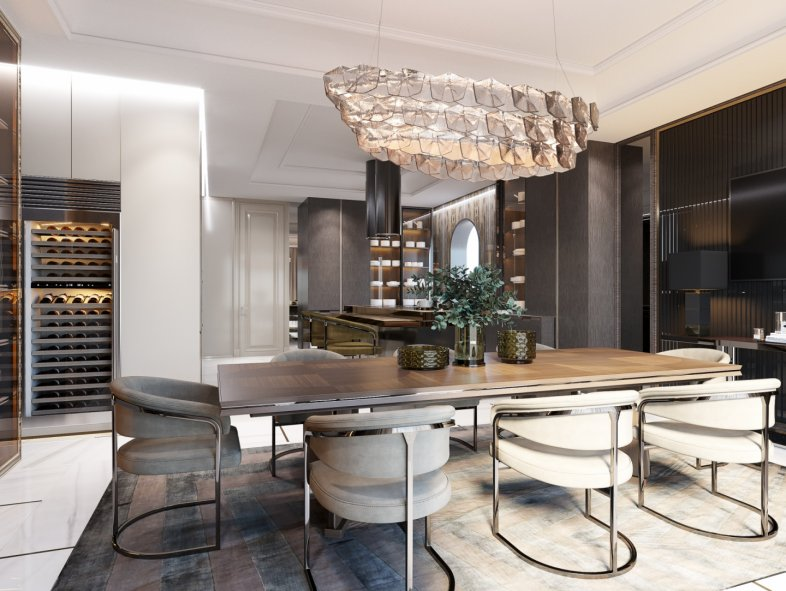 The Most Opulent & Exclusive Penthouse on The Palm