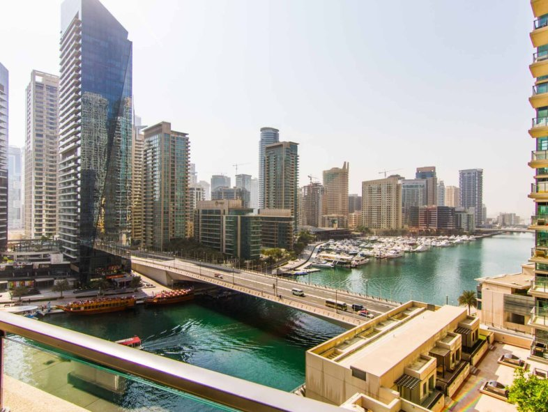 Unavailable Penthouse in Marina Quays, Dubai Marina