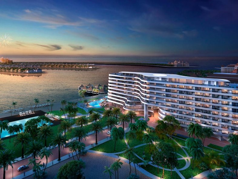 Unavailable Apartment in Mina by Azizi, Palm Jumeirah