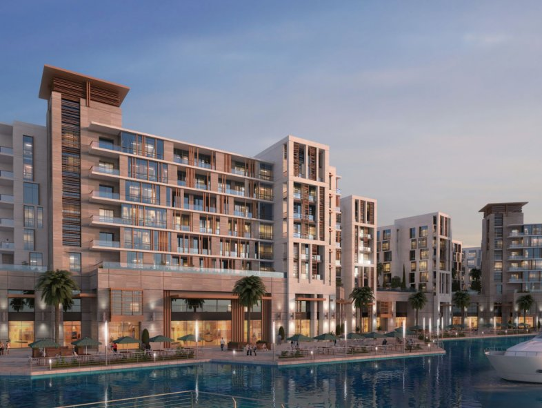 Unavailable Apartment in Dubai Wharf, Culture Village