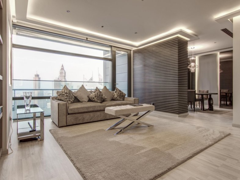 The Index Tower Beautifully Renovated Large Two Bedroom