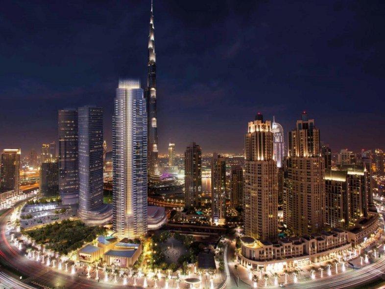 Full floor penthouse at Address Residences Dubai Opera