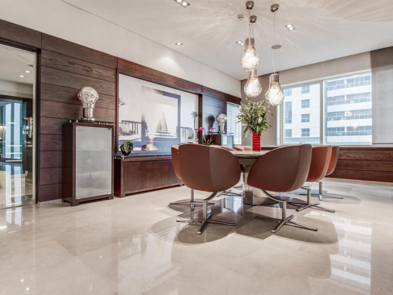 Contemporary Penthouse   Le Reve