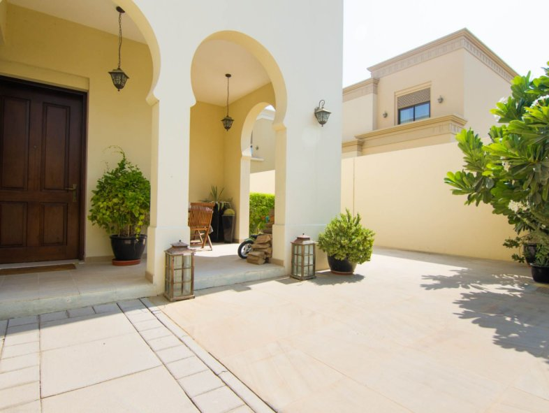 Moroccan style villa in Casa Arabian Ranches 2