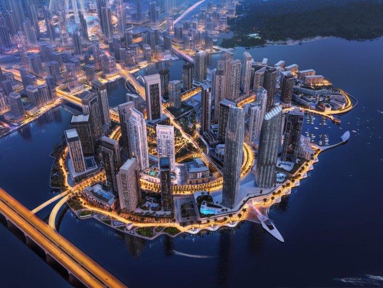 Unavailable Apartment in Creek Rise, Dubai Creek Harbour